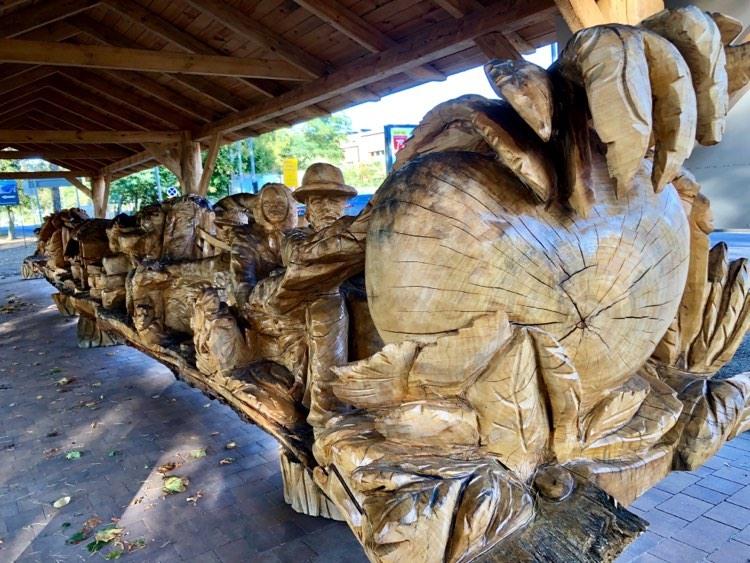 Rzeźba / źródło: www.proszewycieczki.wordpress.com