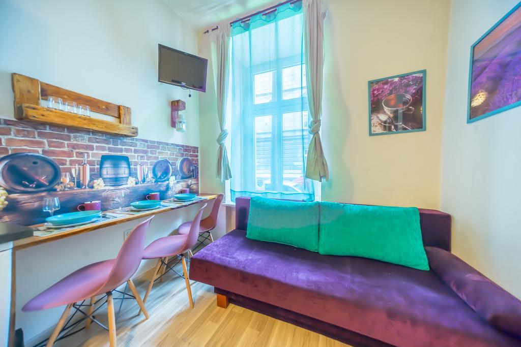 Apartament Idylla bon turystyczny Kraków