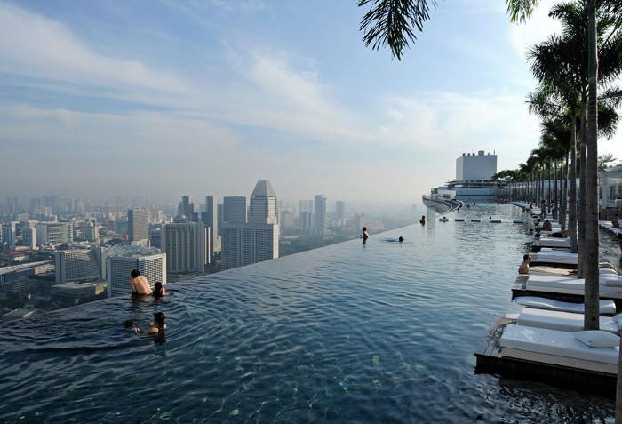 [TOP 4] Niezwykłe baseny na świecie