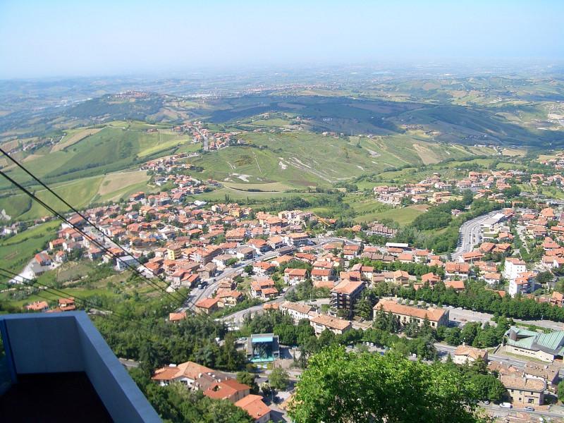 10 San Marino Wikimedia Commons