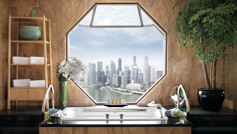 01 Hotel Ritz-Carlton Singapur