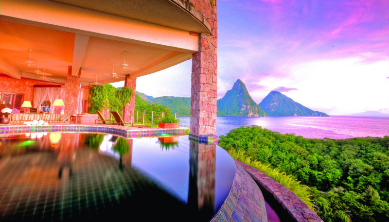 08 Jade Mountain Saint Lucia