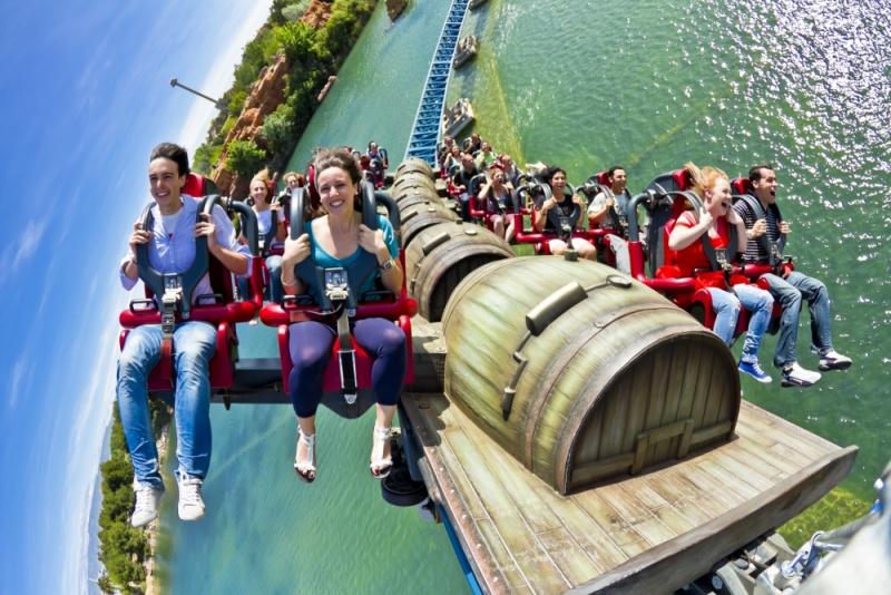 Najpiękniejsze parki rozrywki w Europie, które musisz zobaczyć - Noclegi