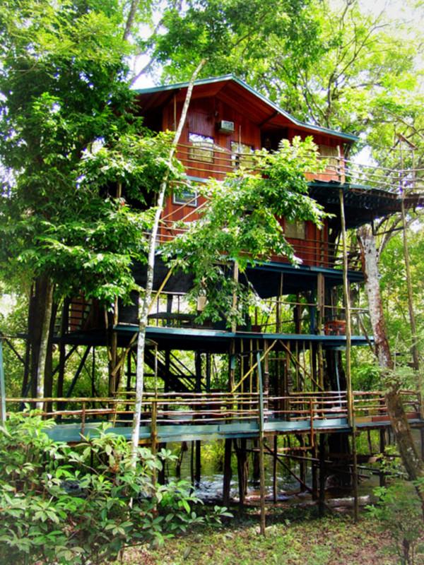 03 Ariau Amazon Towers Hotel Brazylia