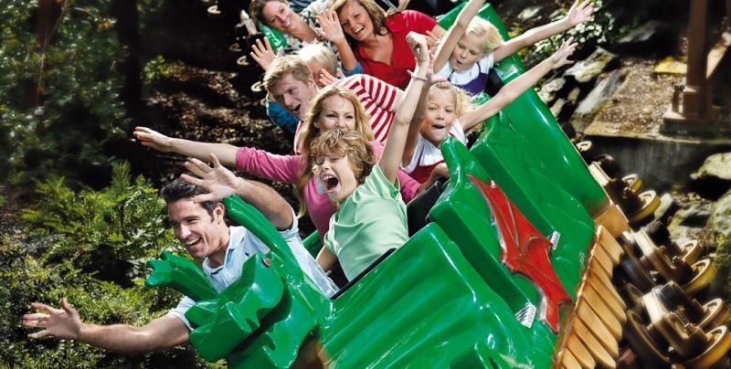 06 Legoland Dania - parki rozrywki