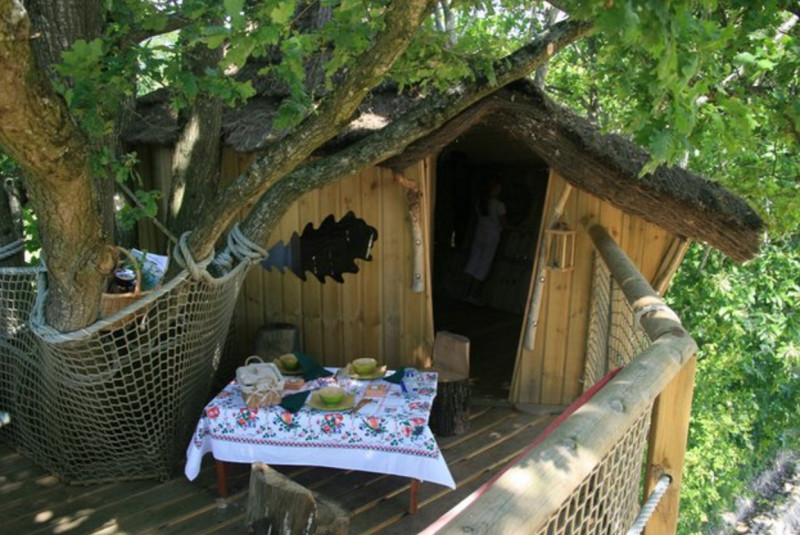 07 La Cabane en LAir Francja