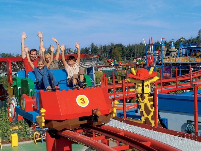 Legoland-niemcy - parki rozrywki