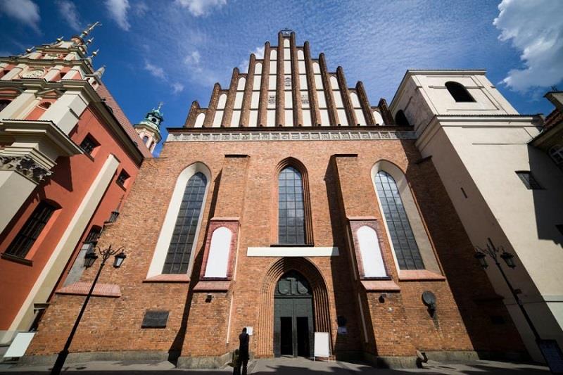 Zwiedzanie Warszawy w dwa dni? - Katedra Św. Jana Chrzciciela / źródło: www.atrakcje.info.pl