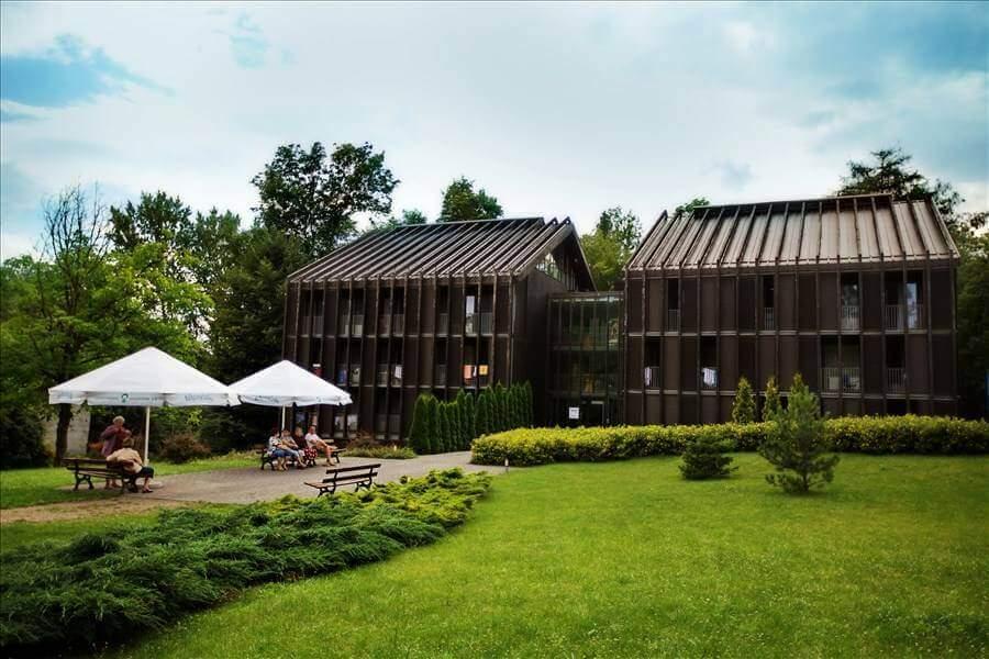 Sanatorium Jesienna Rezydencja Nałęczów