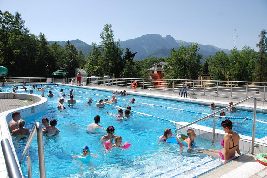 [TOP 1.] Aqua Park Zakopane- atrakcje dla dzieci / źródło: www.aquapark.zakopane.pl/