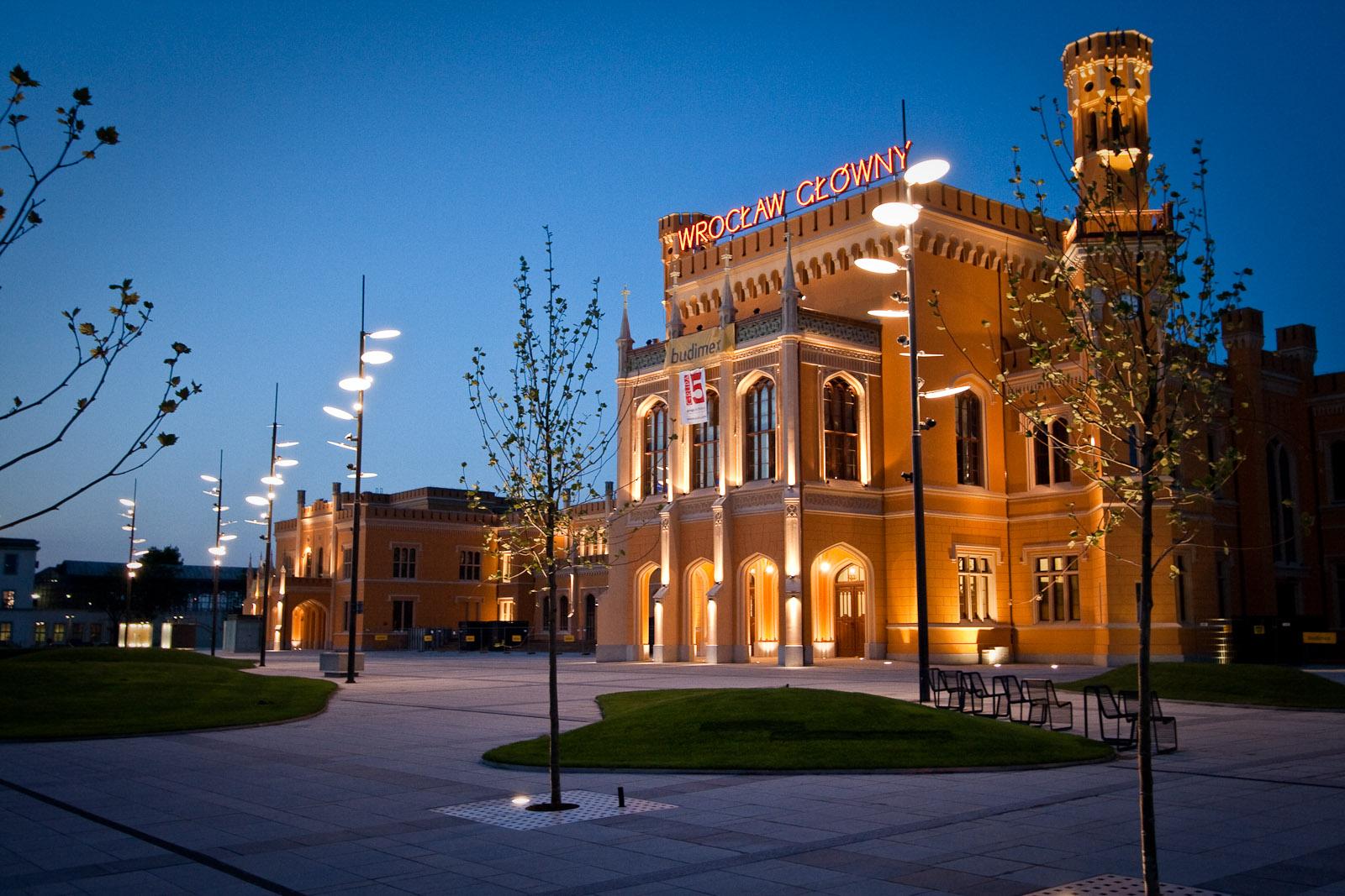 Co warto zobaczyć we Wrocławiu - Wrocław Główny