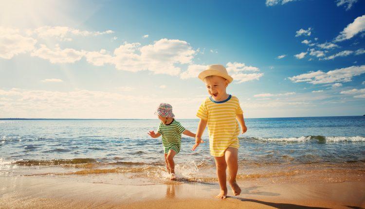 Co zabrać na wakacje z dzieckiem. Lista MUST HAVE