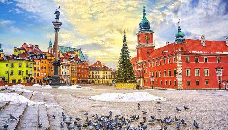Co zobaczyć w Warszawie 5 miejsc, którymi się zachwycisz