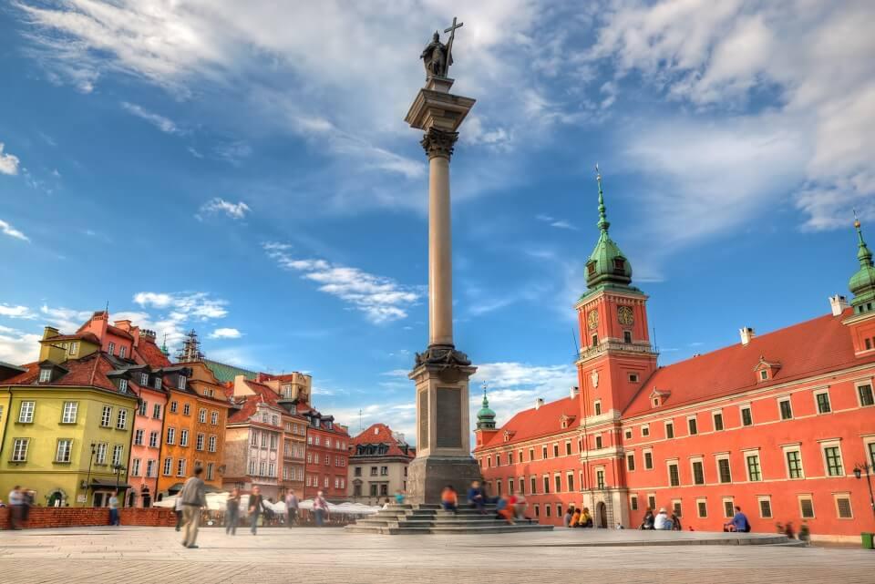 Co zobaczyć w Warszawie - Zamek Królewski