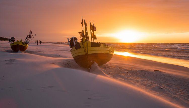 Dębki plaża i atrakcje, które musisz zobaczyć w wakacje 2019