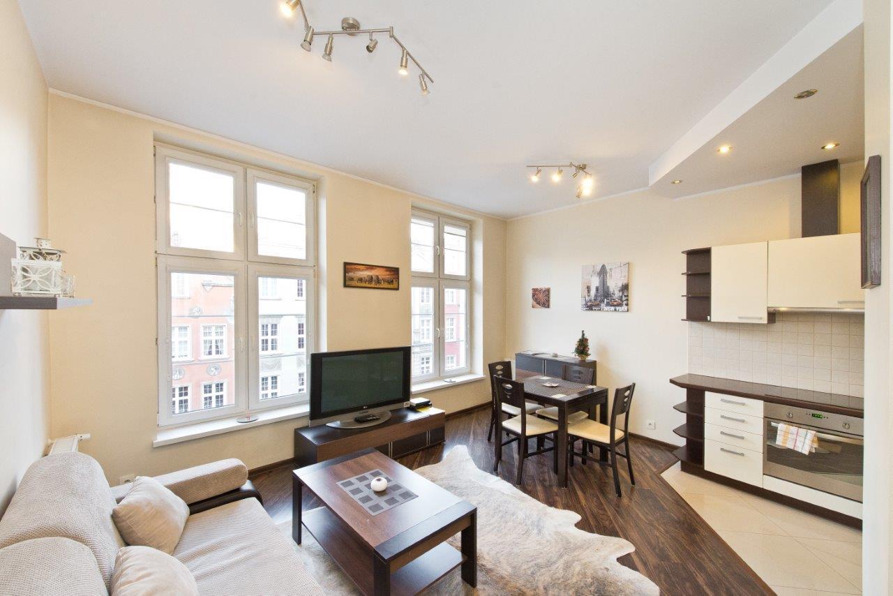 Apartament Długa Gdańsk