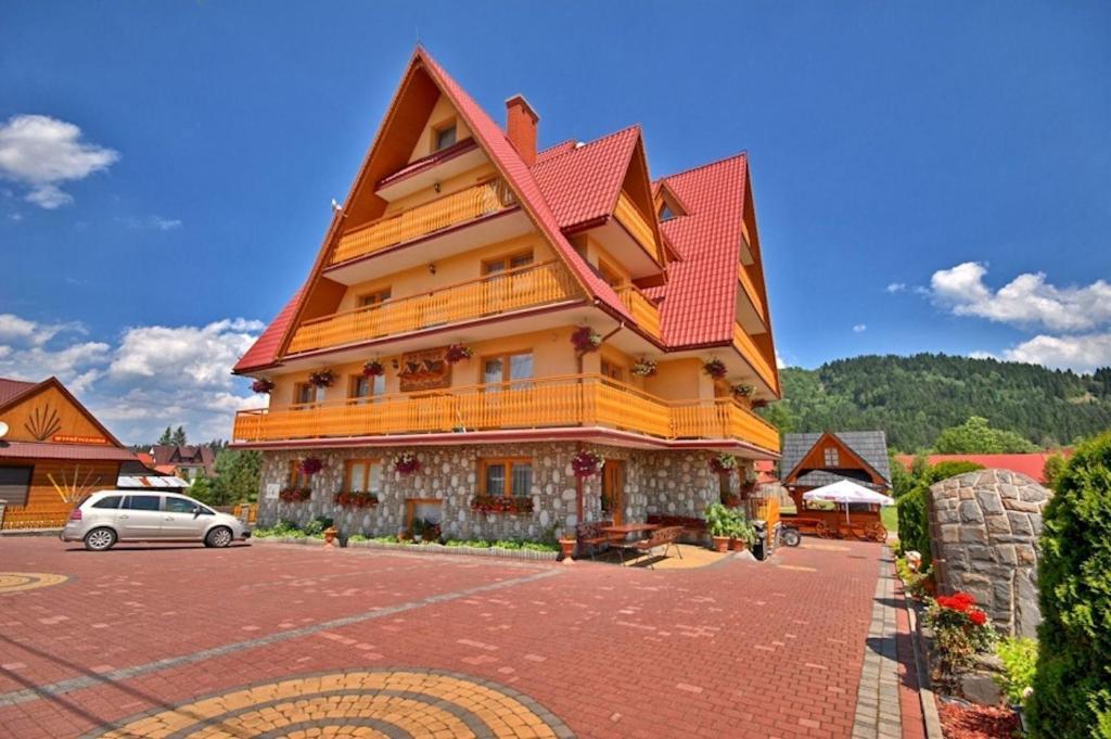Dom Gościnny Pod Tatrami bon turystyczny