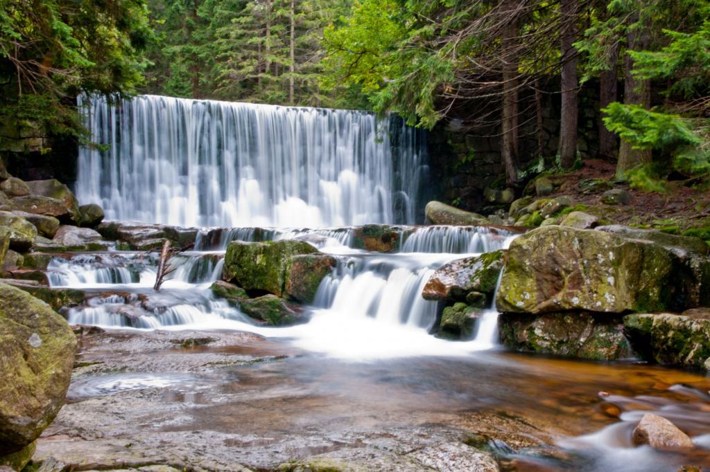 Dziki Wodospad / źródło: www.karpacz.net