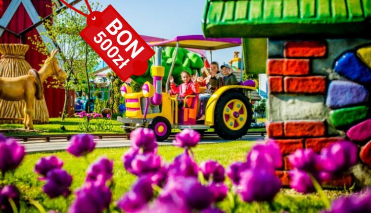 Energylandia, Suntago bon turystyczny - atrakcje dla dzieci