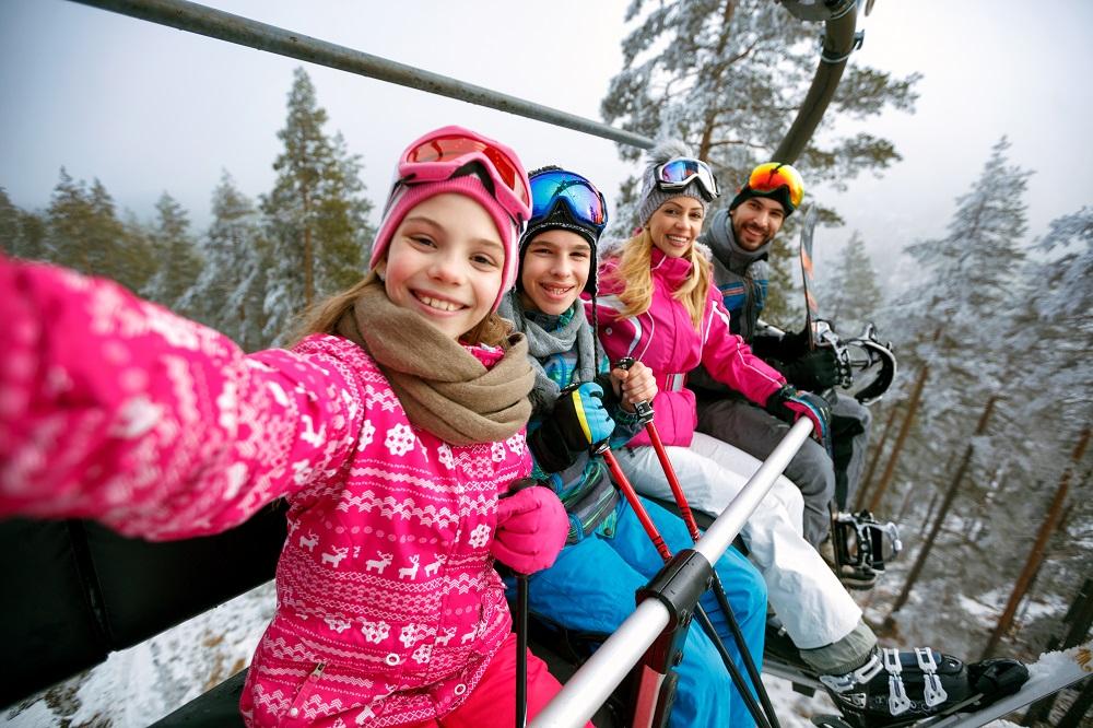 Gdzie na narty w Polsce - wyjedź na ferie 2020 z bonem turystycznym
