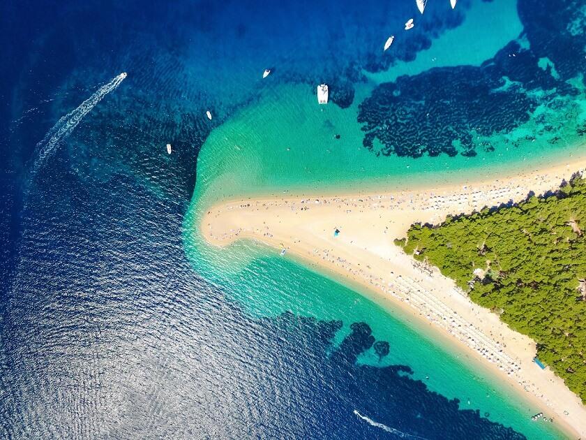Chorwacja wakacje - Złoty Róg