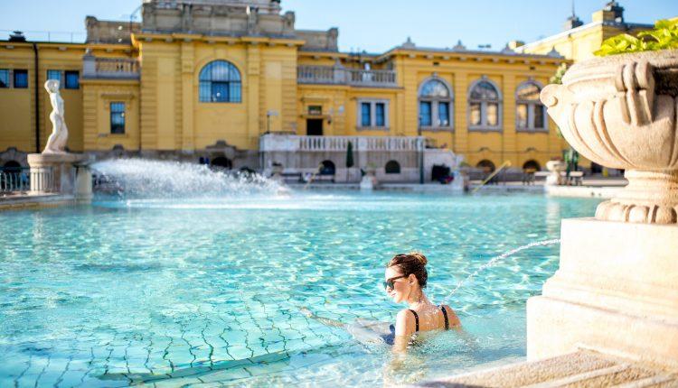 Hajduszoboszlo baseny termalne, w których się zrelaksujesz