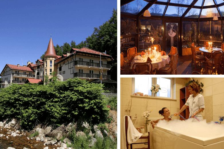 [Top 4] Karpacz SPA - Hotel Nowa Ski Karpacz***