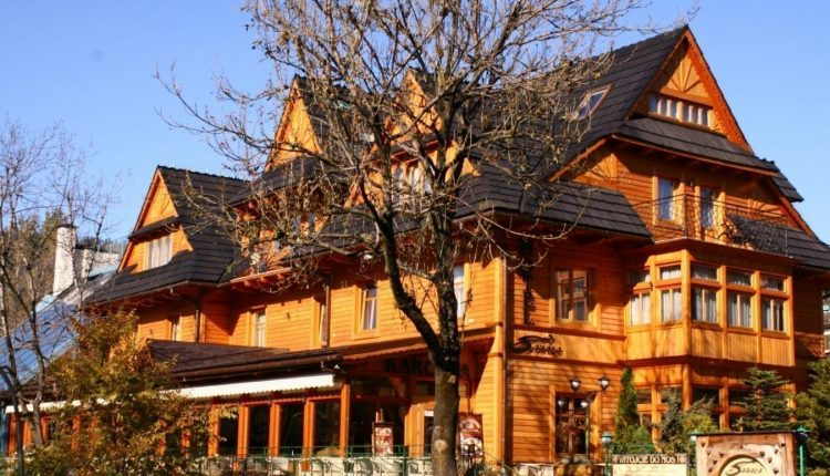Hotel Sabała Zakopane. Najlepsze hotele w Zakopanem