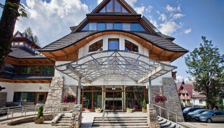 Hotel Crocus Zakopane****. Najlepsze hotele w Zakopanem