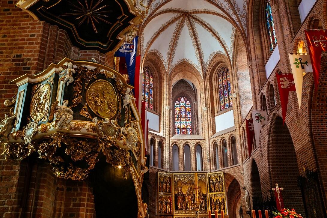 Katedra - Ostrów Tumski