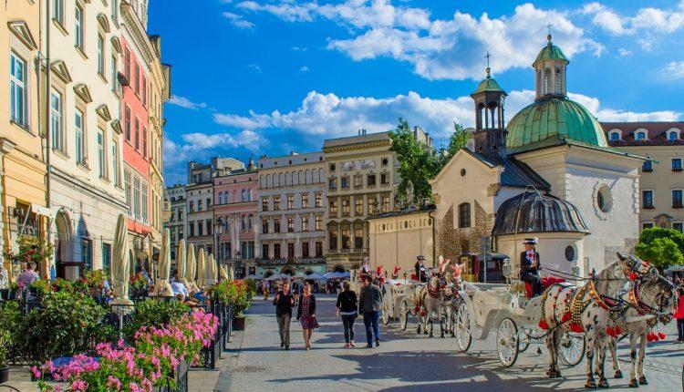 Kraków tanie noclegi na majówkę 2019