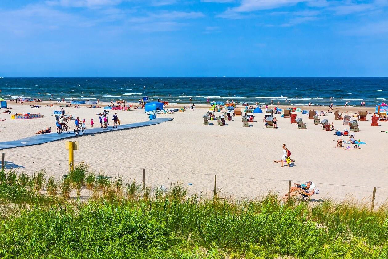 Świnoujście - Miejscowości nad morzem, które mają najlepsze plaże