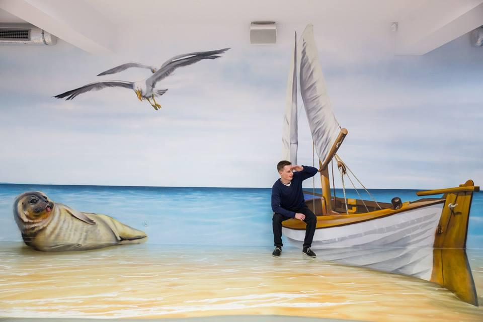 Muzeum Kocham Bałtyk - gdzie nad morze