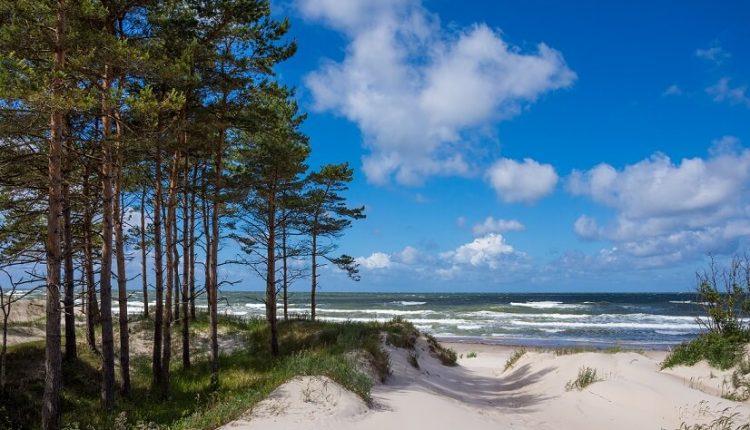 Najczystsze plaże - polskie wybrzeże