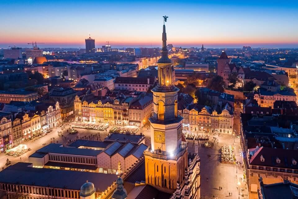 Atrakcje Poznania - Rynek