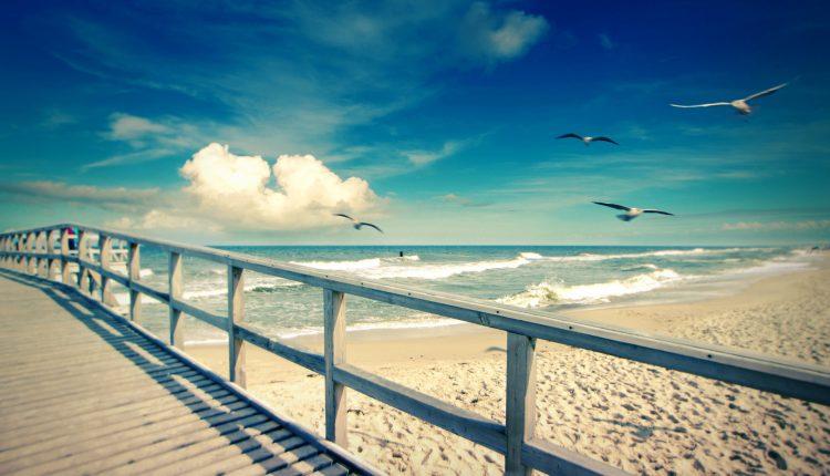 Sarbinowo domki, plaża - w sam raz na wakacje 2021