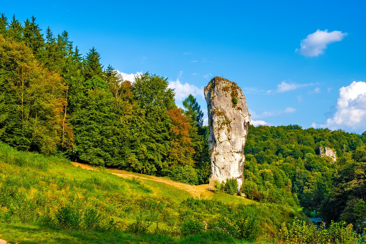 Szlak Orlich Gniazd - co warto zobaczyć