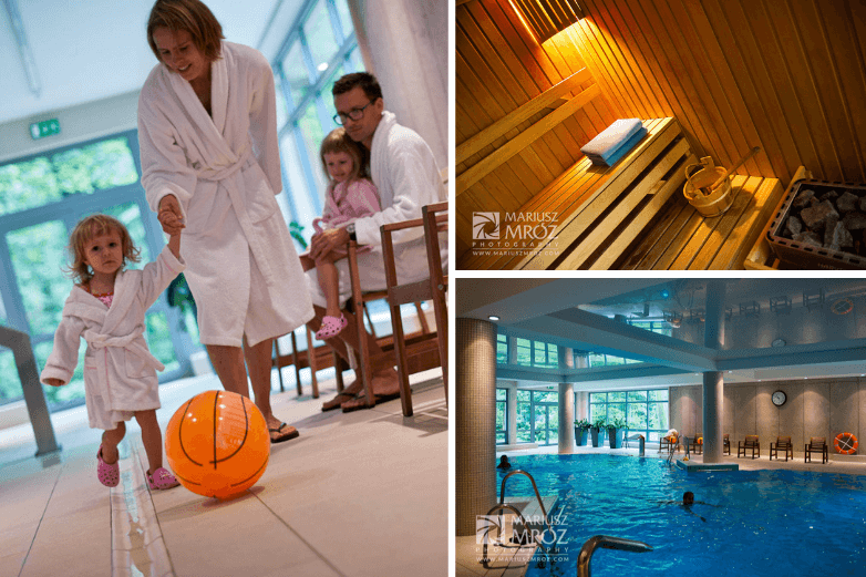 Top 5. Hotel SPA Medical Dwór Elizy**** na romantyczny weekend w SPA