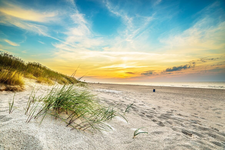 Ustka - Miejscowości nad morzem, które mają najlepsze plaże