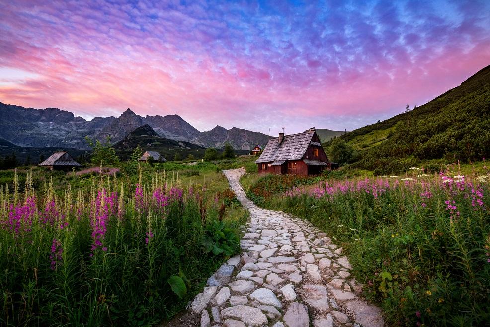 W górach warto wykorzystać bon turystyczny