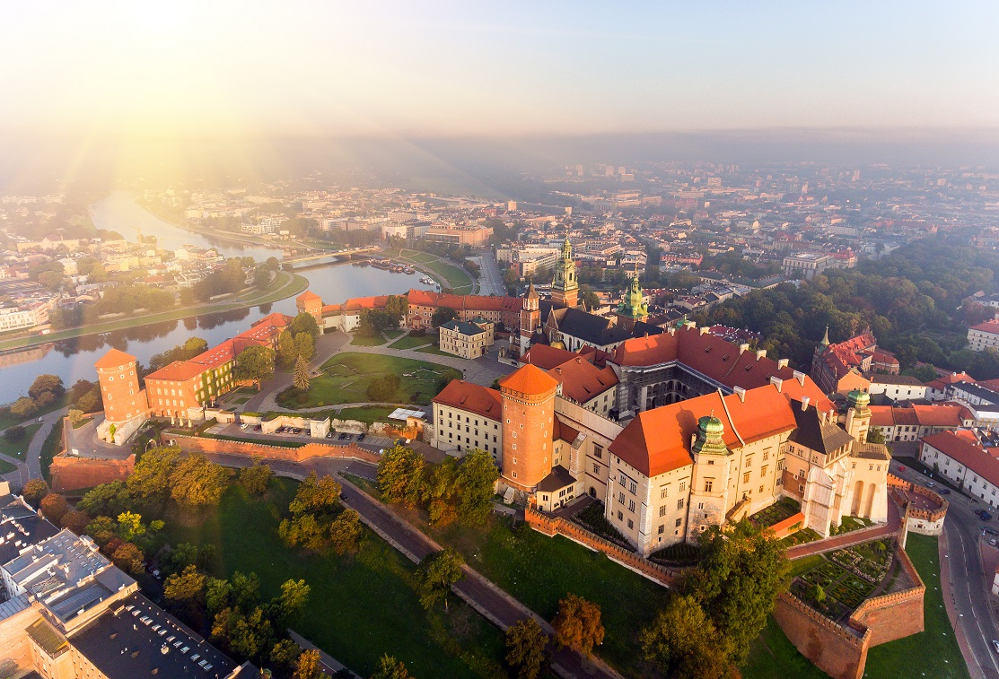 Wakacje bon turystyczny Kraków