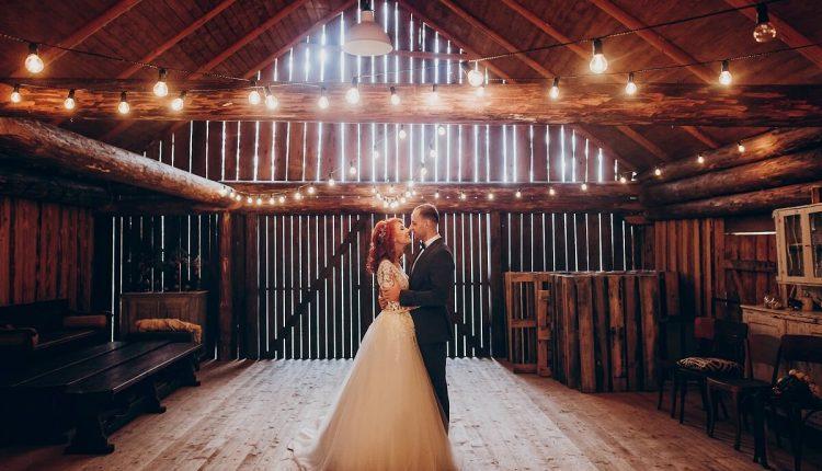 Pomysł na ślub, Część 1.: [Top 4] Wyjątkowe wesele w stodole i nocleg