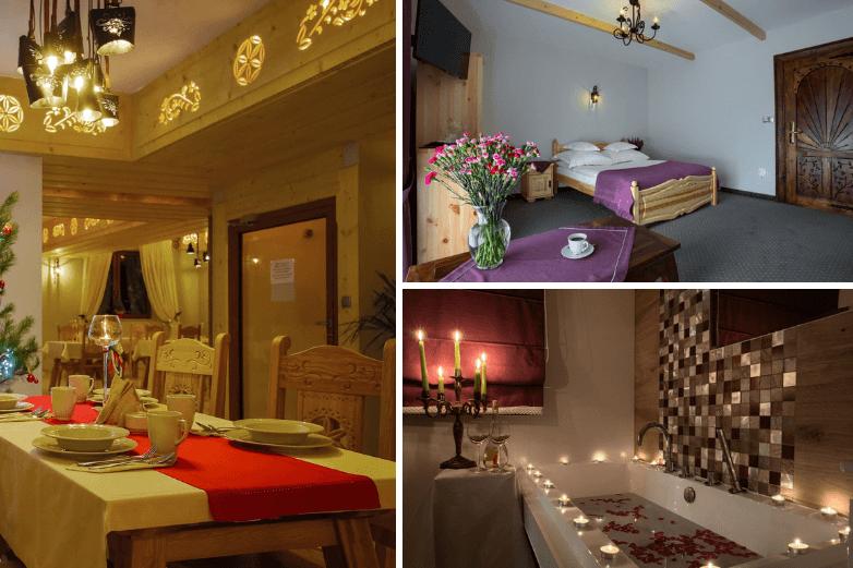 Top. 7 Willa Grand Karpatia - Wyjątkowe miejsce na podróż poślubną w górach