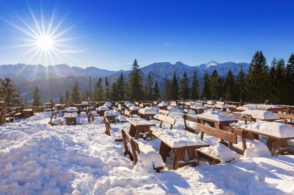 Zakopane noclegi na zimę