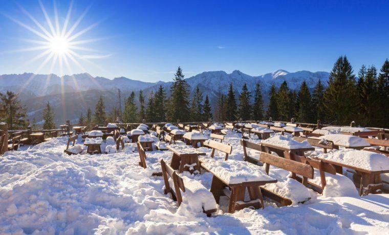 tanie noclegi Zakopane noclegi na zimę
