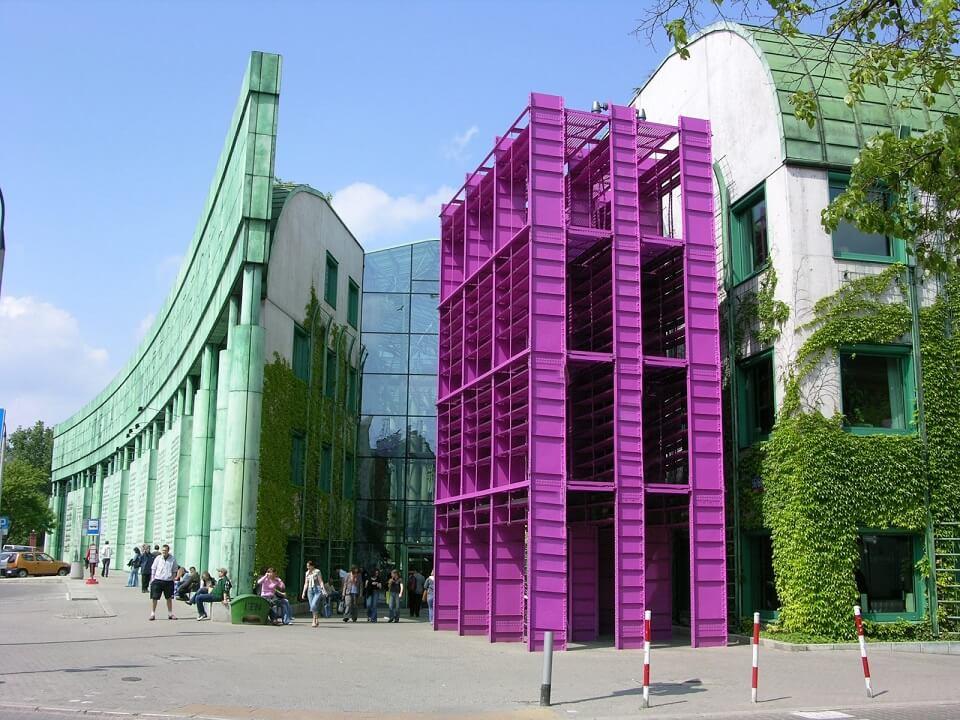 Co warto zobaczyć w Warszawie - BUW i jej ogrody