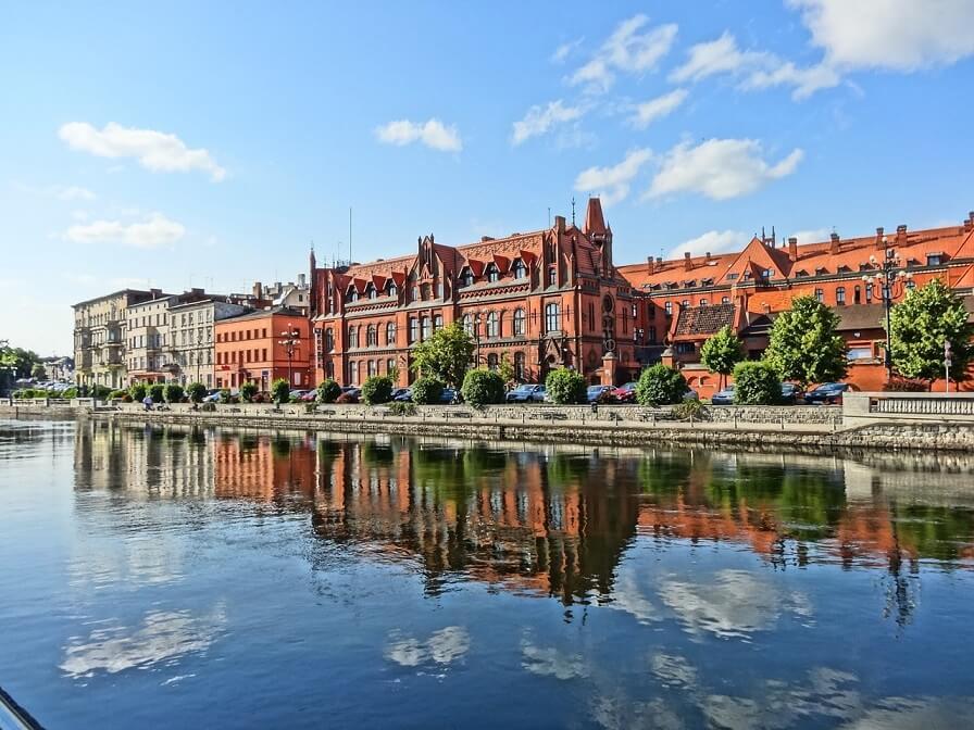 Stare Miasto - Bydgoszcz atrakcje, których nie możesz pominąć