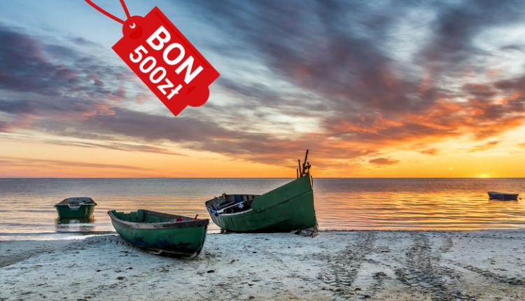 Bon turystyczny nad morzem - wakacje 2021