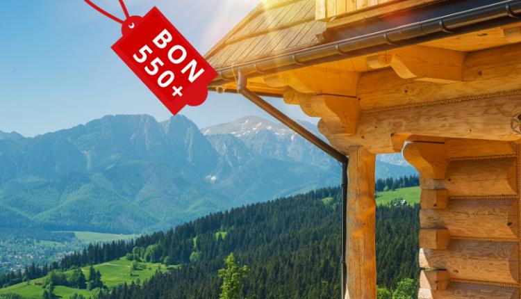 Zyskaj dodatkowe 50 zł do bonu 500+. Sprawdź bon turystyczny Tatry