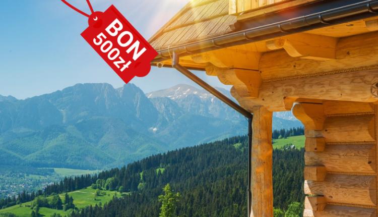Bon turystyczny Tatry? 6 wyjątkowych miejsc na wakacje